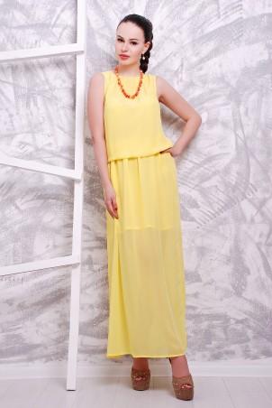 MarSe: Платье 1602 лимон - главное фото