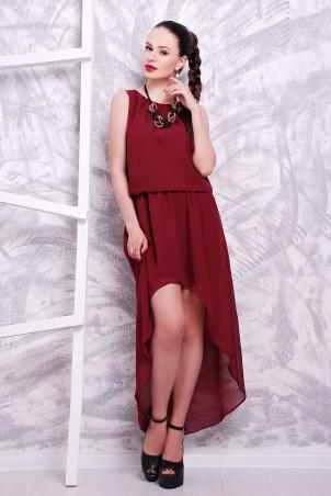 MarSe: Платье 1600 марсала - главное фото