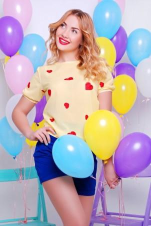 """FashionUp: Блуза """"Comfort"""" BZ-1328B - главное фото"""