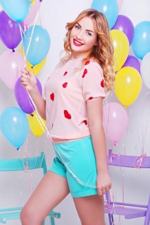 """FashionUp: Блуза """"Comfort"""" BZ-1328D - главное фото"""