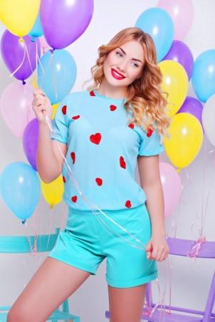 """FashionUp: Блуза """"Comfort"""" BZ-1328E - главное фото"""