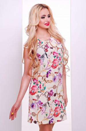 Lenida: Платье Сафари - главное фото