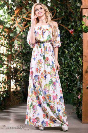 Seventeen: Платье 623.1409 - главное фото