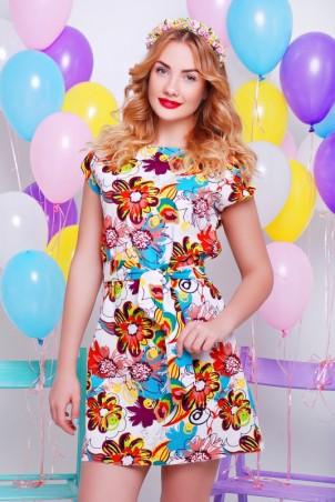 "FashionUp: Сарафан ""Лен"" PL-1326D - главное фото"
