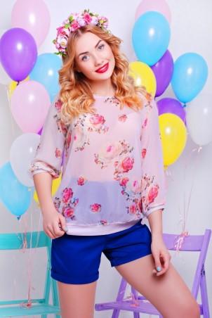 """FashionUp: Блуза """"Шифон"""" BZ-1323D - главное фото"""