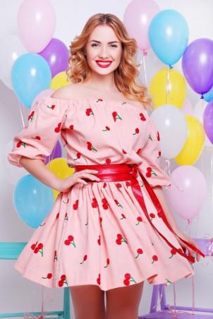 "FashionUp: Платье ""Вишенка"" PL-1325A - главное фото"