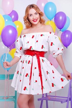 "FashionUp: Платье ""Вишенка"" PL-1325B - главное фото"