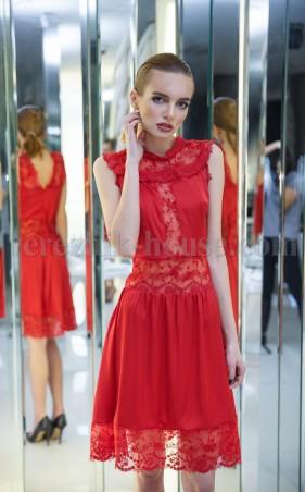 Verezhik House: Платье 636 - главное фото