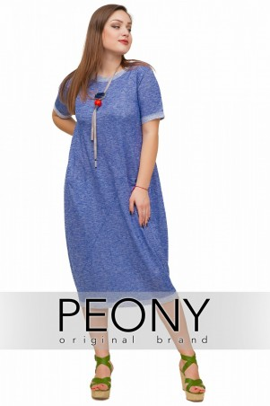 Peony: Платье Мемфис 110216 - главное фото