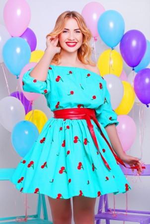 "FashionUp: Платье ""Вишенка"" PL-1325C - главное фото"