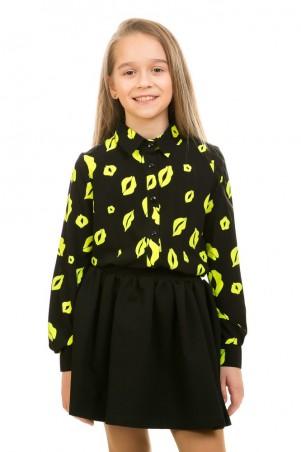 Kids Couture: Блуза Шифон 300100291 - главное фото