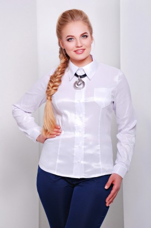 Glem: Блуза Марта2-Б д/р - главное фото