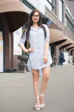 Tales: Стильное платье-рубашка Dominika prdm001 - главное фото