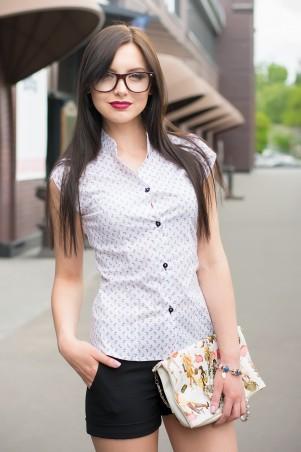 Tales: Стильная блузка Fiona blfn021 - главное фото