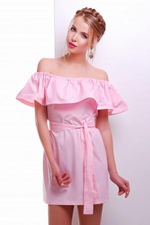 MarSe: Платье 1608 розовый - главное фото