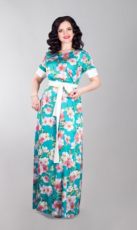Gold Stream: Платье 011 - главное фото