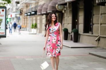 Medini Original: Платье Барбэри B - главное фото