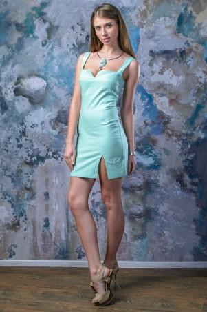 "TessDress: Летний сарафан из льна ""Арина"" blue 1280 - главное фото"