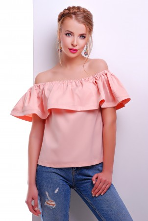 MarSe: Блуза 1611 персик - главное фото