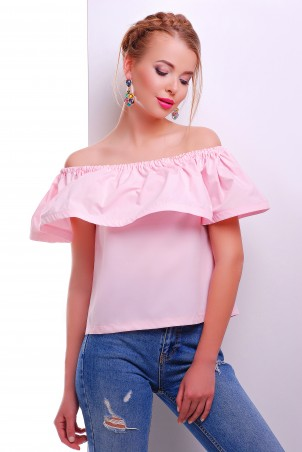 MarSe: Блуза 1610 розовый - главное фото
