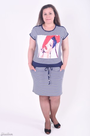 ShaArm: Платье Шнурок 142-шнурок - главное фото