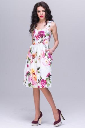 Jet: Платье Полина сатин Шаде 1085-2950 - главное фото