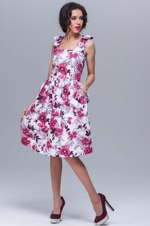 Jet: Платье Полина сатин 1085-3037 - главное фото
