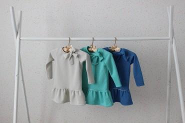 YaSan: Платье с люрексом (синее) 50204161 - главное фото