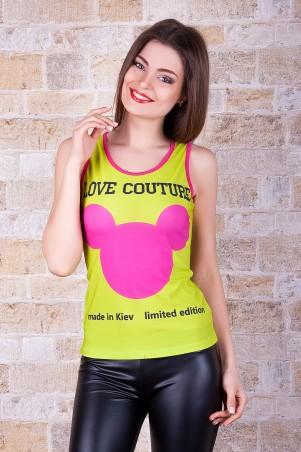 Glem: Майка Love Couture Майка-1В - главное фото
