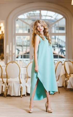Verezhik House: Платье 767 - главное фото