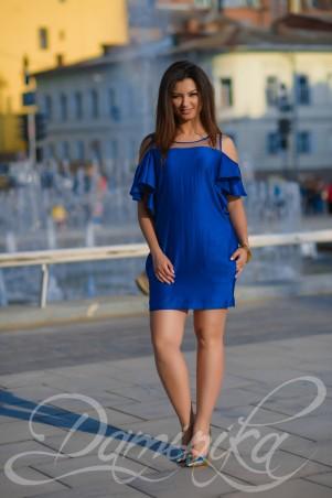 Daminika: Модное платье «Ванэса» 11605 - главное фото