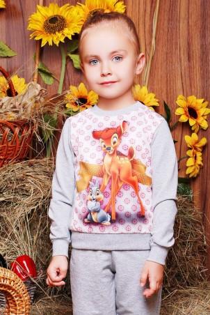 """FashionUp Kids: Свитшот """"Kids"""" KF-105 - главное фото"""