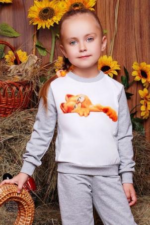 """FashionUp Kids: Свитшот """"Kids"""" KF-102 - главное фото"""