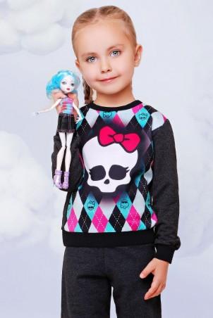 """FashionUp Kids: Свитшот """"Kids"""" KF-082 - главное фото"""