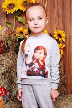 """FashionUp Kids: Свитшот """"Kids"""" KF-097 - главное фото"""
