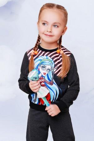 """FashionUp Kids: Свитшот """"Kids"""" KF-096 - главное фото"""