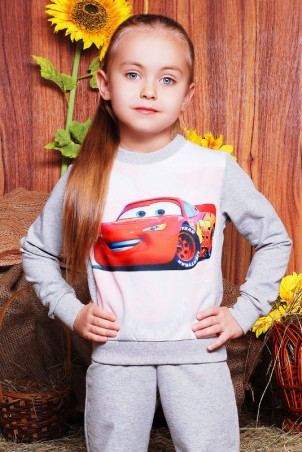 "FashionUp Kids: Свитшот ""Kids"" KF-131 - главное фото"