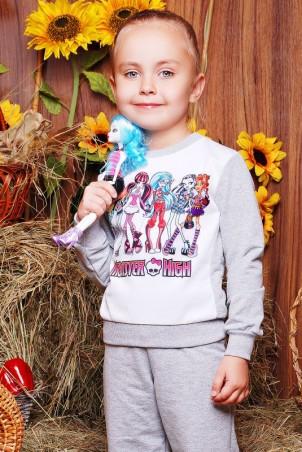 """FashionUp Kids: Свитшот """"Kids"""" KF-104 - главное фото"""