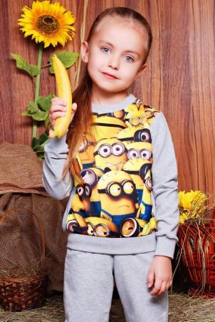 """FashionUp Kids: Свитшот """"Kids"""" KF-118 - главное фото"""