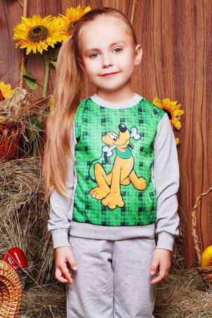 """FashionUp Kids: Свитшот """"Kids"""" KF-111 - главное фото"""