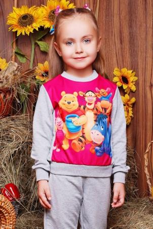 """FashionUp Kids: Свитшот """"Kids"""" KF-113 - главное фото"""