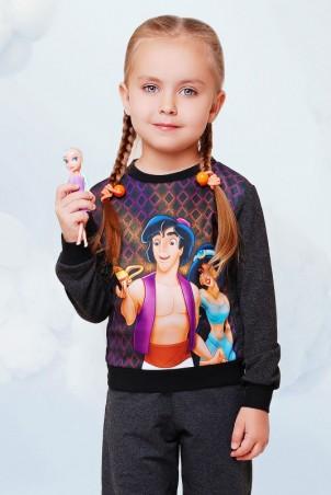 """FashionUp Kids: Свитшот """"Kids"""" KF-080 - главное фото"""