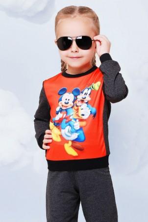 """FashionUp Kids: Свитшот """"Kids"""" KF-081 - главное фото"""