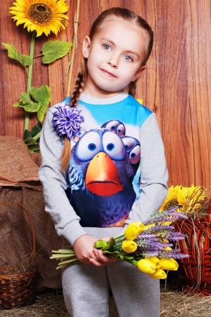 """FashionUp Kids: Свитшот """"Kids"""" KF-129 - главное фото"""