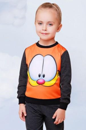 """FashionUp Kids: Свитшот """"Kids"""" KF-093 - главное фото"""