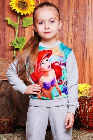 """FashionUp Kids: Свитшот """"Kids"""" KF-127 - главное фото"""