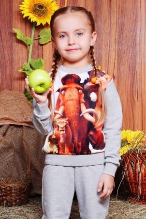 """FashionUp Kids: Свитшот """"Kids"""" KF-126 - главное фото"""