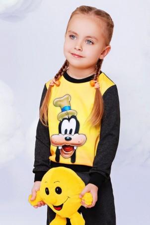 """FashionUp Kids: Свитшот """"Kids"""" KF-070 - главное фото"""