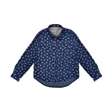 Timbo: Рубашка Череп R025582 - главное фото