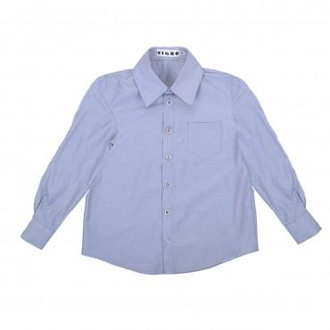 Timbo: Рубашка мелкая полоска R025612 - главное фото